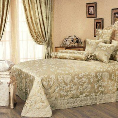 Пошив штор, покрывал,подушек